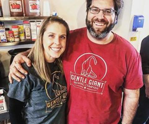 Matt Worgul and Wife