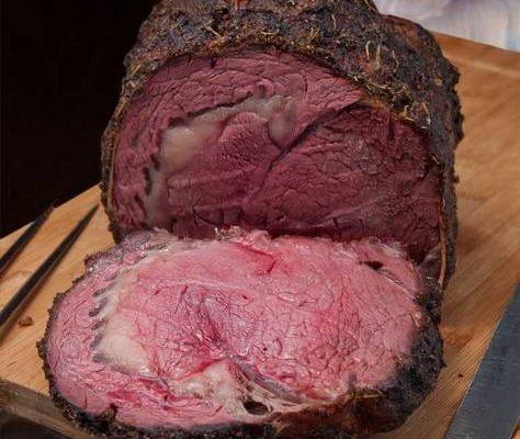Lang Amazing Ribs Beef Roast