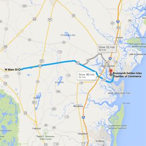 Map Of Georgia Golden Isles.Hotels In Golden Isles Ga For Q School Accommodations